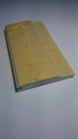 Panelbräda i gran 21x145